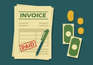 cost of invoice factoring service