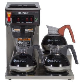 Commercial Coffee Brewers